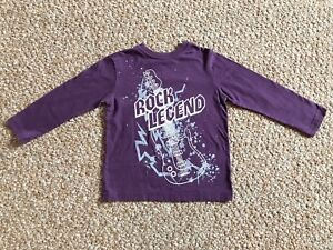 The Children's Place Boy's T-Shirt with Long Sleeves ( 4T )