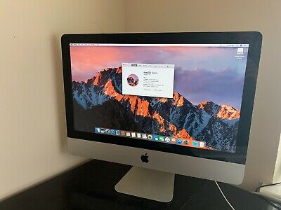 "Apple iMac  21.5"" A1311 10.13, Intel Core i5  2.5GHz 4GB 500GB HDD GRADE C IMAC"