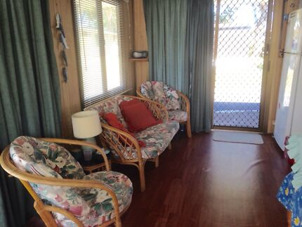 On site caravan at Fingal bay Fingal Bay Port Stephens Area Preview