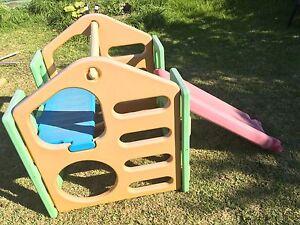 Plastic Toddler climbing frame Reservoir Darebin Area Preview