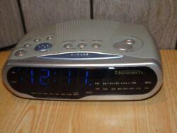 Emerson Research Smart Set Model CKS1850 Dual Alarm Clock Radio Am/fm