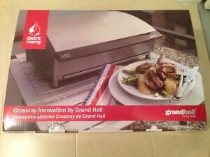 Grand Hall Indoor/Outdoor Electric Grill Brand New