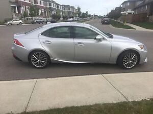 2014 Lexus IS 250 - Silver