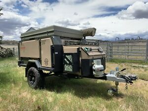 Conqueror UEV390 Bundutec off-road camper