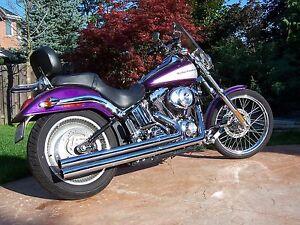 2001 Harley Davison Soft Tail Douce