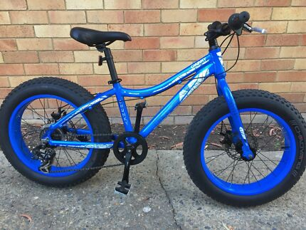 Fat Bike Mountain Bike BMX Pro Gear Chunky