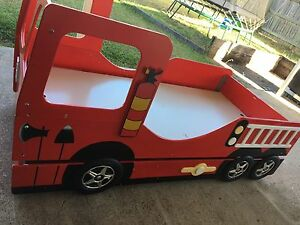 Kids Fire Truck Bed Bald Hills Brisbane North East Preview
