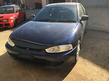 Mitsubishi Lancer comes  with RWC and 1year Rego Noble Park Greater Dandenong Preview