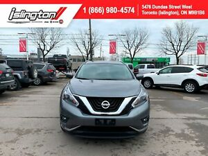 2018 Nissan Murano SV TECH |CERTIFIED|NAVIGATION|PANO SUNROOF|++