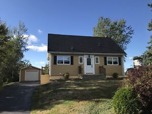 Single Family home in desirable Sydney River location!!