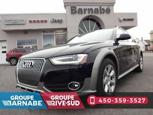 AUDI A4 ALLROAD 2013 + CUIR + TOIT PANORAMIQUE