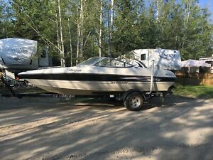 2007 Stingray 185LS LOW hours excellent condition