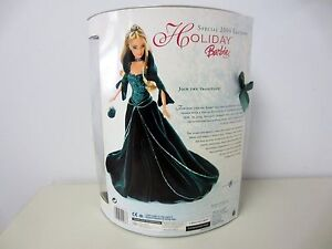 2004 Holiday Barbie Collectible
