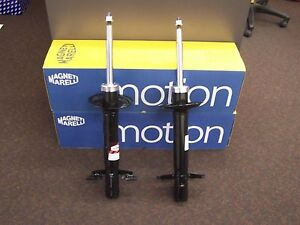 FRONT SHOCKER SHOCK ABSORBER PAIR GAS FIAT DUCATO SERIES II & 4 HEAVY SUSPENSION