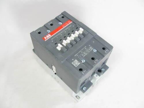 ABB, Contactor,  A110-30-11-81, Motor Control, 24 Volts AC, New, No Aux Contacts