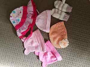 Baby girls beanies/hat Springfield Lakes Ipswich City Preview