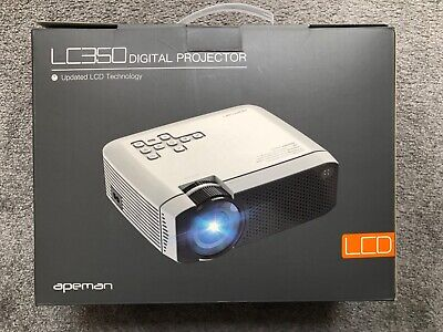apeman lc350 LCD digital projector