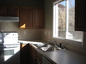 Creston 2 BR & a den for rent