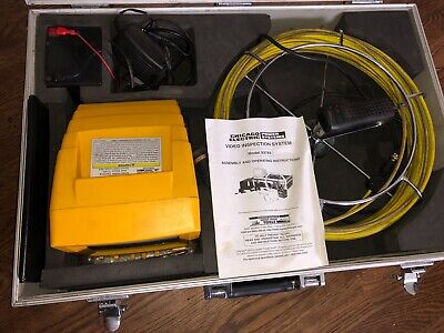Chicago Electric Video Inspection System Model 93765