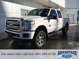 2015 Ford F-350 Lariat Accident-Free. V8. Trailer Tow.