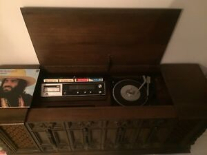 Antique Disc Player