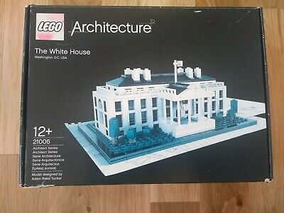 LEGO 21006 Architecture The White House - 100% Complete Boxed With Manual