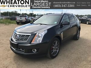 2016 Cadillac SRX Performance - Navigation, 4G WIFI, Leather