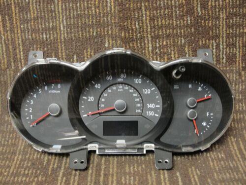 11 12 13 Kia Sorento Speedometer Instrument Cluster Oem 184k Miles 940011U020