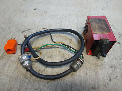 Ridgid 400a 500 535 Pipe Threader Machine On Off Power Switch And Cord