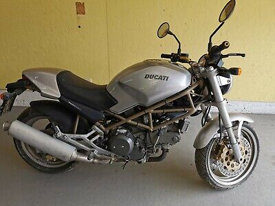 1998 Ducati Monster 750 No Keys No Papers