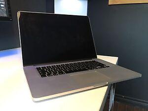 MacBook Pro 15'' Retina 2,5 Ghz i7 16Go 512 SSD