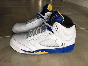 Air Jordan Retro 5 Laney - Size 6.5Y