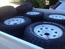 BRAND NEW BFGoodrich Mud Terrains KM2 Canning Vale Canning Area Preview