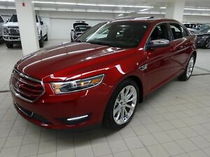 2017 Ford Taurus Limited AWD 18 098$ DE MOINS QU'UN NEUF