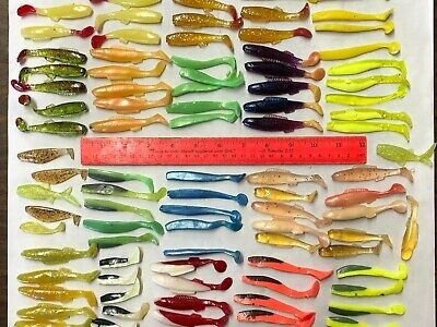 MOLD SLIMPIN JIGGING BAIT 125MM SOFT PLASTIC FISHING BAIT LURE MOULD