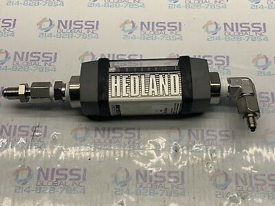 Hedland H605s-002 Water Flow Meter Flow Range 0.2-2gpm