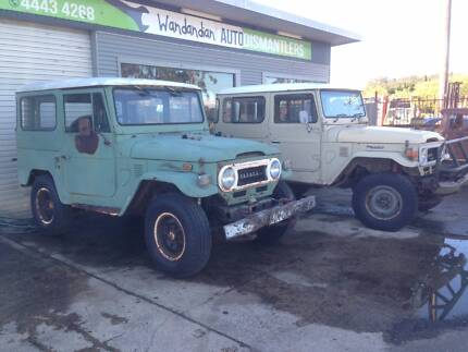 WANDIE WRECKERS WANTS YOUR OLD LANDCRUISER CA$H PAID