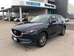 2018 Mazda CX-5 GS AWD - DEALER DEMO, FINANCE AS LOW AS 1.99%, H