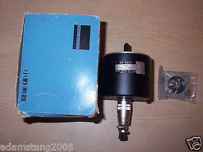 New Ono Sokki Rp-0432z Rotary Encoder Sig 1000 Pr