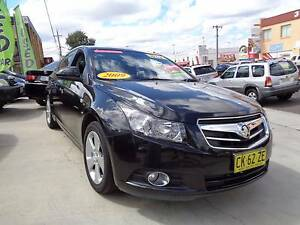 2009 Holden Cruze Sedan Fyshwick South Canberra Preview