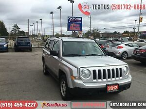 2012 Jeep Patriot Sport | AUTO LOANS APPROVED