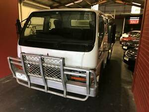Mitsubishi Canter 3.5 Dual Cab Tray RWC Included 7 SEATS! Epping Whittlesea Area Preview