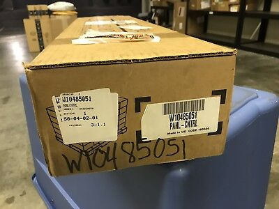 W10485051 Control Panel Brand New Original Packaging  Lowest Price Anywhere !