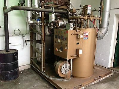 Fulton Oil Heater 1.6 Million BTU - 800 degrees f