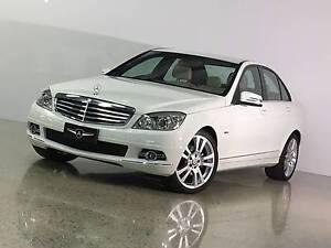 2011 Mercedes-Benz C250 Sedan Avantgarde Ashmore Gold Coast City Preview
