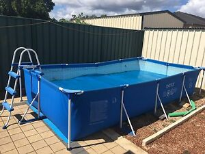 Above Ground Pool with extras 4.4x2.3... 800 high Forrestfield Kalamunda Area Preview