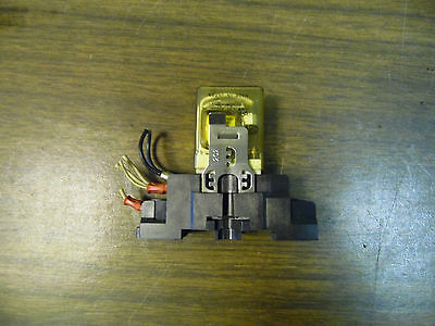 Izumi Relay # RH1B-U / RHIB-U, 24 VDC, W/ Base # SH1B-05B, Used, WARRANTY