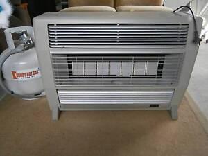 EVERDURE Brigadier portable LPG radiant heater Gayndah North Burnett Area Preview