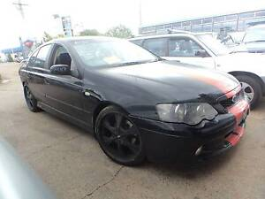 WRECKING / DISMANTLING 2005 FORD BA FALCON XR6 AUTO North St Marys Penrith Area Preview