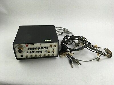 Wavetek Model 189 - 4 Mhz Sweep Function Generator With Cords